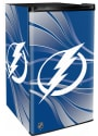 Tampa Bay Lightning Blue Counter Height Refrigerator