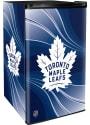 Toronto Maple Leafs Blue Counter Height Refrigerator