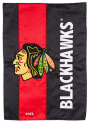 Chicago Blackhawks Mixed Material Garden Flag