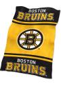 Boston Bruins Ultra Soft Raschel Blanket