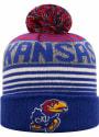 Kansas Jayhawks Overt Knit - Blue