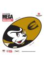 Emporia State Hornets Mega Magnet