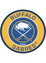 Buffalo Sabres 27 Roundel Interior Rug