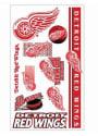 Detroit Red Wings Sheet Tattoo