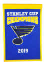 St Louis Blues 2019 Stanley Cup Champs Banners Banner