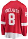 Justin Abdelkader Detroit Red Wings Breakaway Hockey Jersey - Red