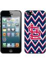 St Louis Cardinals Chevron Phone Cover
