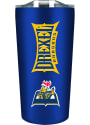 Drexel Dragons 18 oz Soft Touch Stainless Steel Tumbler - Blue