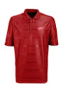 Antigua Detroit Red Wings Mens Red Illusion Short Sleeve Polo Shirt