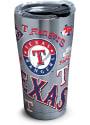 Tervis Tumblers Texas Rangers 20oz Stainless Steel Tumbler - Grey