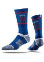 Blake Griffin Detroit Pistons Strideline Sherzy Crew Socks - Blue