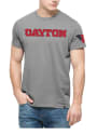 47 Dayton Flyers Grey Fieldhouse Fashion Tee