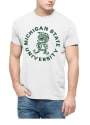 47 Michigan State Spartans White Flanker Fashion Tee