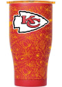 Kansas City Chiefs Chaser 27oz Floral Print Stainless Steel Tumbler - Red