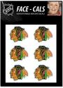 Chicago Blackhawks 6pk Tattoo