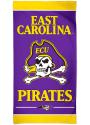 East Carolina Pirates Spectra Beach Towel