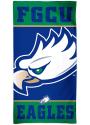Florida Gulf Coast Eagles Spectra Beach Towel