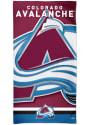 Colorado Avalanche Spectra Beach Towel