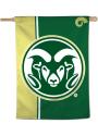 Colorado State Rams Stripe 28x40 Banner