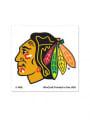 Chicago Blackhawks 4 Pack Tattoo