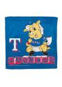 Texas Rangers Baby Lil Fan Bib - Blue