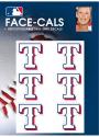 Texas Rangers 6 Pack Tattoo