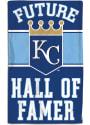 Kansas City Royals Baby Future Hall of Famer Bib - Blue