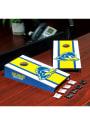 Delaware Fightin' Blue Hens Desktop Cornhole Desk Accessory