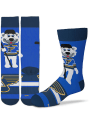 St Louis Blues Youth Madness Crew Socks - Blue
