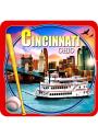 Cincinnati Coaster Magnet