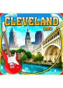 Cleveland Coaster Magnet