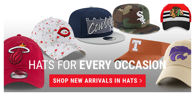 Shop New Arrivals in Hats