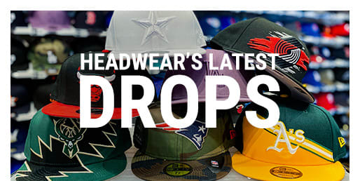 Shop The Latest Drops in Hats