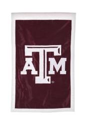 Texas A&M Aggies 28x44 Maroon Applique Sleeve Banner