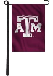 Texas A&M Aggies 13x18 Maroon Garden Flag