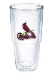 St Louis Cardinals 24oz Primary Logo Tumbler