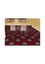 Alabama Crimson Tide 18x18 Team Tiles Interior Rug