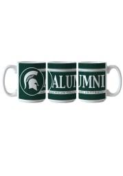 Michigan State Spartans 15oz Alumni Ceramic Mug