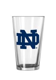 Notre Dame Fighting Irish ND Logo Pint Glass
