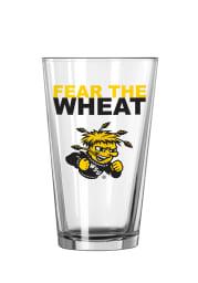 Wichita State Shockers Fear the Wheat Pint Glass