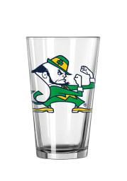 Notre Dame Fighting Irish Leprechaun Pint Glass