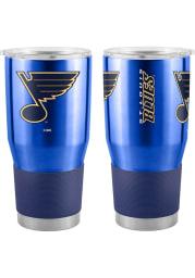 St Louis Blues 30oz Ultra Stainless Steel Tumbler - Blue
