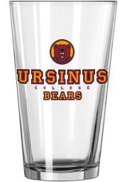 Ursinus Bears Primary Logo Pint Glass