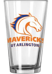 UTA Mavericks Mavericks Logo Pint Glass