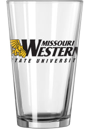 Missouri Western Griffons Logo Value Pint Glass