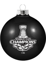 Pittsburgh Penguins 2017 Stanley Cup Champions Ornament