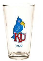 Kansas Jayhawks 1920 16oz Pint Glass