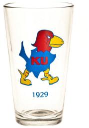 Kansas Jayhawks 1929 16oz Pint Glass