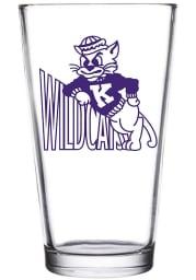 K-State Wildcats 1960 16oz Pint Glass