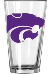 K-State Wildcats Fight Song 16oz Pint Glass